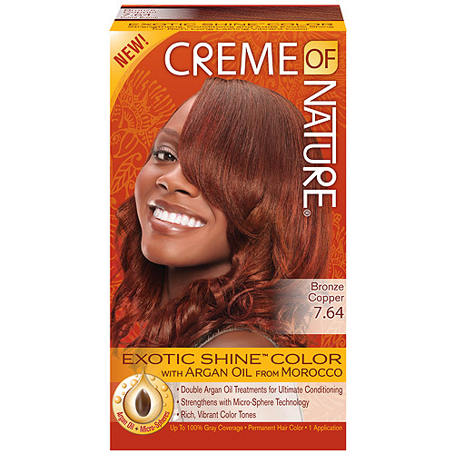 Creme Of Nature Hair Color Jannysbeauty
