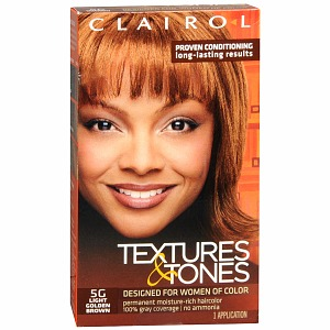 Clairol Professional Textures And Tones Permanent Hair