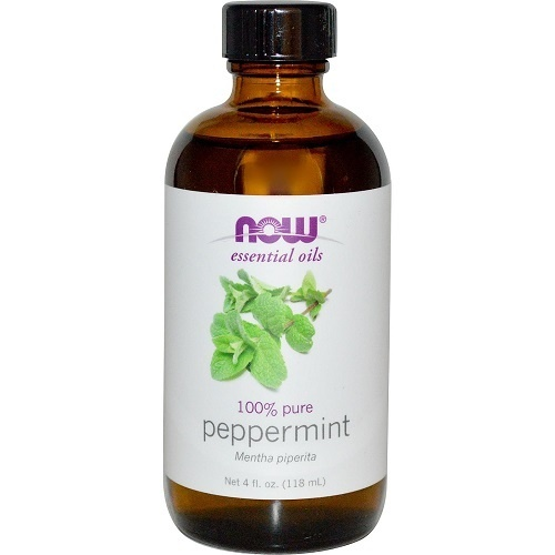 100 peppermint oil for hair