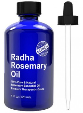 Radha Beauty Pure Rosemary Oil