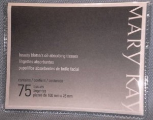 MARY KAY BEAUTY BLOTTERS OIL-ABSORBING TISSUES